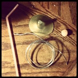 trombone material